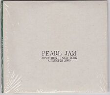 PEARL JAM - JONES BEACH NEW YORK (AUGUST 24 2000)..2CD..NEW SEALED