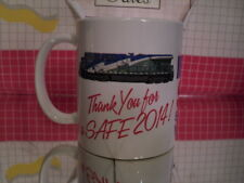 Evolution Series Locomotive GE Transportation 2014 Safety Coffee Mug