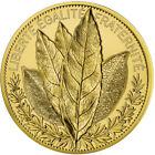 250 Euro Gold Frankreich Lorbeer 2021 Naturen Frankreichs im Etui