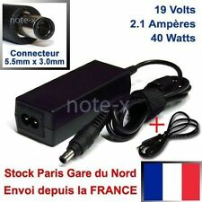 Ac Adapter Netbook Power Charger For Samsung N145 N150 NP-NF210 NF210 19V 2.1A