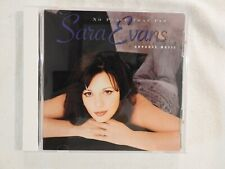 "Sara Evans ""No Place That Far"" BRAND NEW ADVANCE PROMO ONLY CD! NEVER PLAYED!"