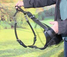 Professional X-large dog harness -biothane Amish made