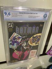 Batman Adventures MAD LOVE Cbcs 9.6 1994 2nd App Harley Quinn Origin