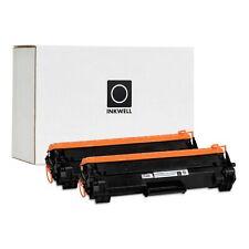 2-PK Toner For HP LaserJet  M15W HP M28W HP M29W replaces HP 48A CF248A