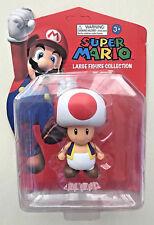 Super Mario NIF501 Princess Peach Large Figure Collection 13cm Tall Age 3 Plus