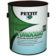 Pettit Hydrocoat ECO Ablative Antifouling Bottom Paint White Gallon 1104G 1104