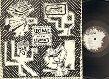 RESIDENTS Residue of the Residents LP 1983 USA Ralph Records