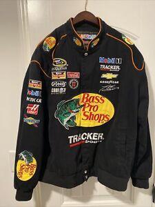 NASCAR Tony Stewart #14 Jacket Jh Design New XL