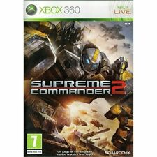 Supreme Commander 2 (Xbox 360 Nuevo)
