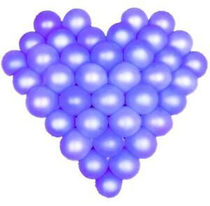 Blue Heart Shape Mesh Balloon Frame Latex Balloons Arch Party Love Wedding Decor