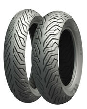 Michelin Tire City Grip 2 Front/Rear 100/80-16 Motorcycle 50S Tl (Sold Ea) 04538