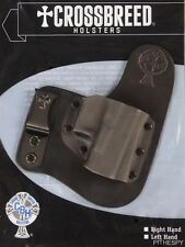 Kreuzen Freiheit Carry Glock 17 19 22 23 25 31 32 34 35 IWB tuckable Holster