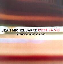 Jean-Michel Jarre Maxi CD C'est La Vie (Epic – 667767 1) - Austria (M/M)