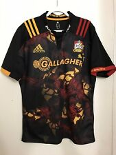 Adidas Special Edition Gallagher Chiefs Super Rugby Tour Jersey New Zealand RARE
