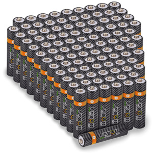 Venom Power Rechargeable AAA Batteries - Multiple Pack Sizes Available