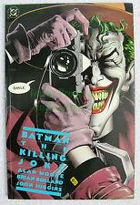 Batman Joker Origin The Killing Joke HIGH GRADE! KEY Alan Moore Story! 8th Print
