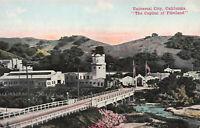 The Capital of Filmland, Universal City, California, Early Postcard, Unused