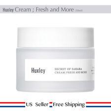 Huxley Secret of Sahara Cream ; Fresh and More 50ml + Free Sample [ US Seller ]