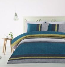 Polyester Striped Quilt Covers