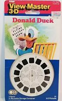 Viewmaster 3-D Donald Duck Reels NIP Tyco