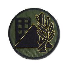 Israeli Army IDF Home Front Command Civilian Defense's Uniform Arm Sleeve Patch