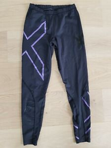 2XU Compression Jogging Fitness Tights Women's Size M