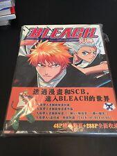 BLEACH Manga Kubo Tite Book Brand New Shonen Official Character Book Souls Japan