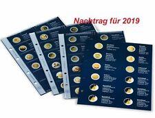 Nachtrag 2019 für Leuchtturm OPTIMA 2-Euro-Album Europa (361081)