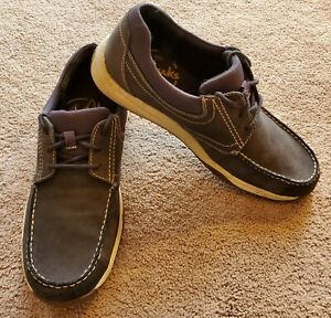 Clarks Lace Up Sneakers Shoes Men's 10.5