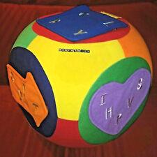 Neurosmith Jumbo Ball Special Needs Musical Sensory Learning Toy No Cartridges