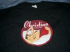 CHRISTINA AGUILERA - Back To Basics 2 CD & London DVD + 2007 Concert T-Shirt NEW