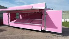 20 ft Catering Trailer / Sweets Display counter / Street market food