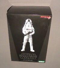 Star Wars AT-AT Driver Kotobukia ARTFX Statue Figure Model Kit