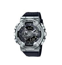 Auténtico Casio G-shock Acero inoxidable resistente a los golpes y magnético watchgm 110-1A