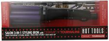 New HOT TOOLS 3 in 1 Styling Iron with Ceramic #2180 - FAST Shipping