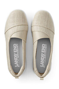 LANDS' END Lightweight SHOES Size: 10 Wide (US) (UK 8) (EUR 41.5) New SHIP FREE