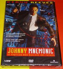 JOHNNY MNEMONIC English Español DVD R2 Precintada