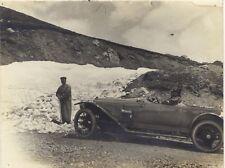 France Voiture ancienne Photographie amateur Snapshot VintagePL10L4-22