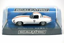Scalextric Jaguar E Type 1965 Bathhurst #9 Bob Jane Toy, White