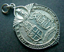 More details for british railways staff association h/m silver medal fob festival music & drama