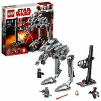 LEGO 75201 First Order AT ST Walker Star Wars Block Toy From Japan New