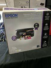 EPSON XP-640 WIRELESS COLOR PHOTO PRINTER SCANNER COPY