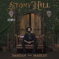 DAMIAN MARLEY CD - STONY HILL [EXPLICIT](2017) - NEW UNOPENED - REPUBLIC