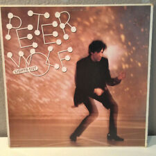 """PETER WOLF - Lights Out - 12"""" Vinyl Record EP - EX"""