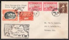 3143 PHILIPPINES TO US FFC FIRST FLIGHT COVER 1935 MANILA - SAN FRANCISCO