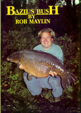 MAYLIN ROB COARSE FISHING BOOK BAZILS BUSH CARP CLASSIC hardback NEW