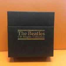 THE BEATLES - CD SINGLES COLLECTION - 22 CD BOX SET UK CDBSCP 1 50999 2035662 0