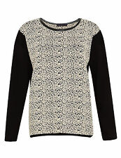 Marks and Spencer Women's Animal Print Jumpers & Cardigans