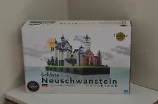 Nanoblock Deluxe Edition Schloss Neuschwanstein Castle by Nano Block Kawada NEW!