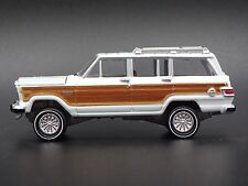 1981 JEEP WAGONEER RARE 1/64 COLLECTIBLE DIORAMA DIECAST MODEL CAR